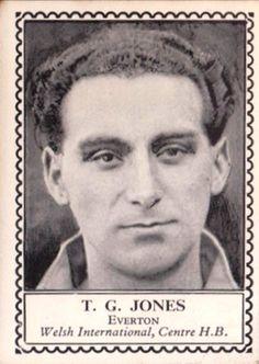 T G Jones